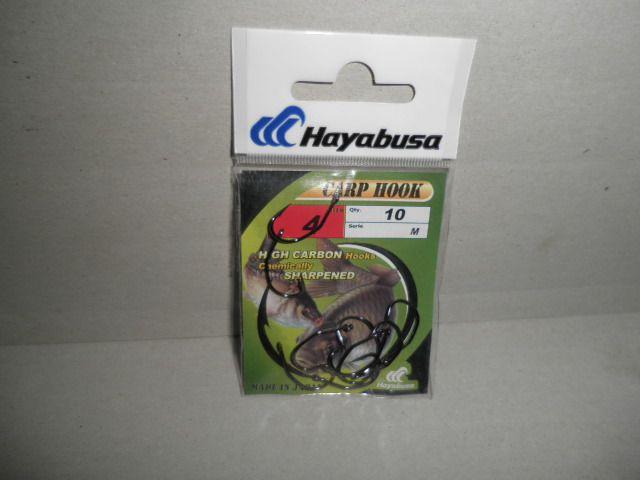 Hayabusa-carp hook- serie M Velikost 4