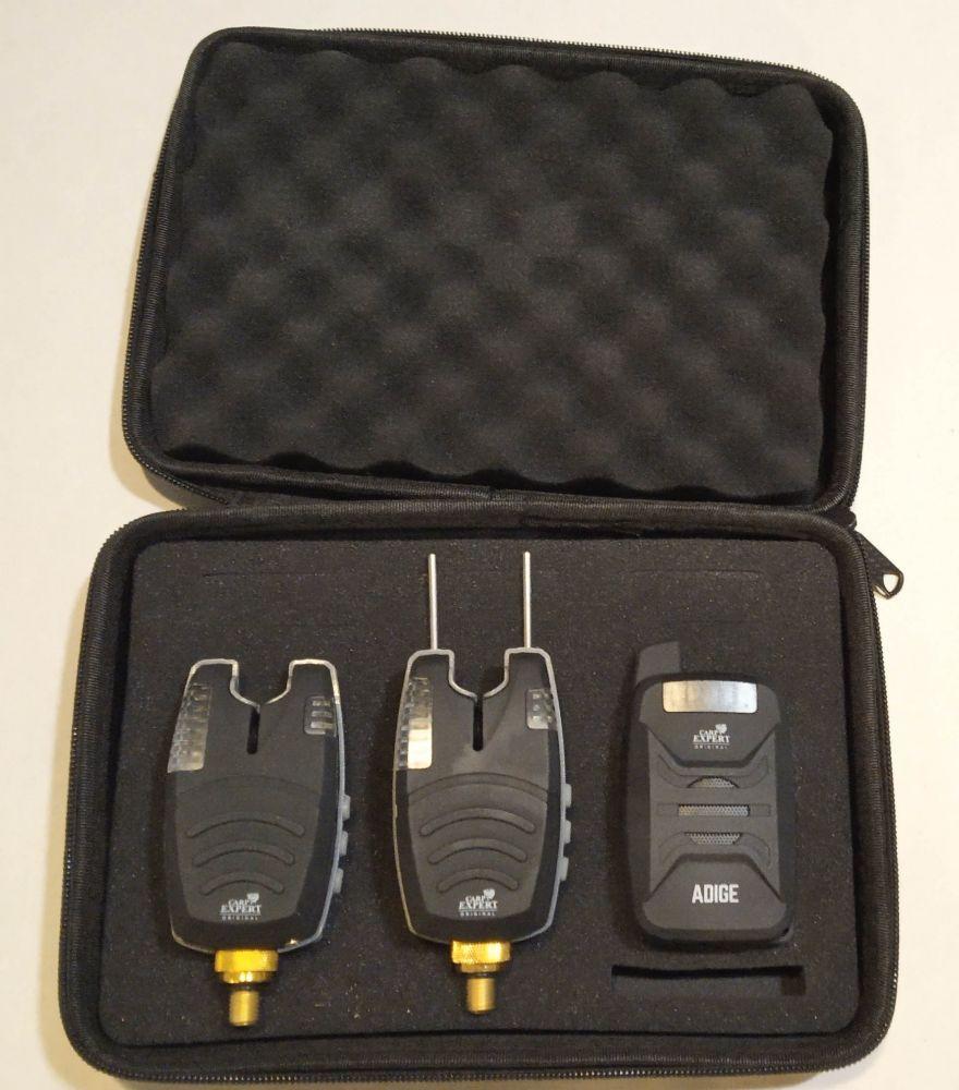 Set Signalizátoru s radiovým přijímačem ADIGE