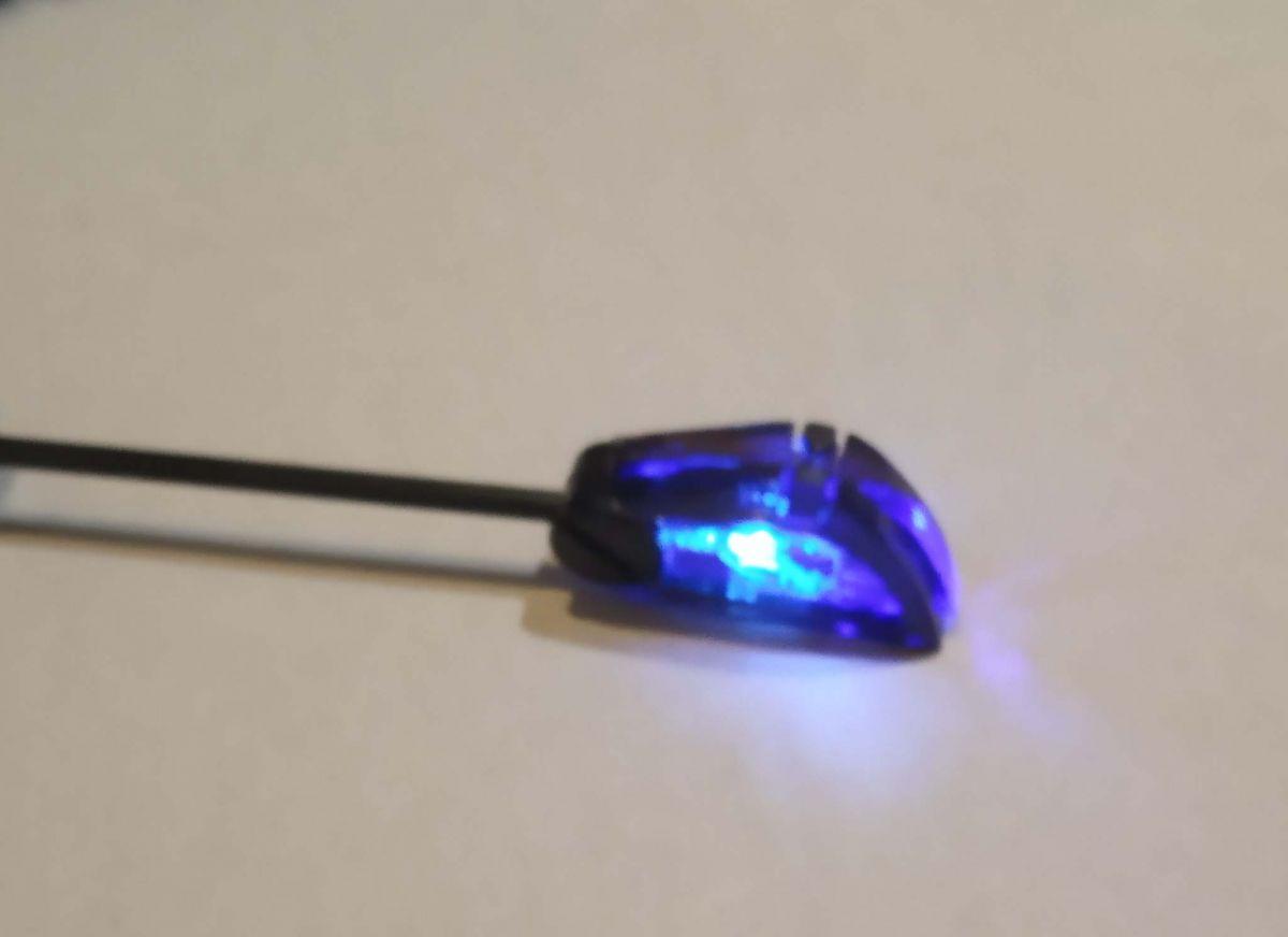 Zfish indikátor záběru Enigma