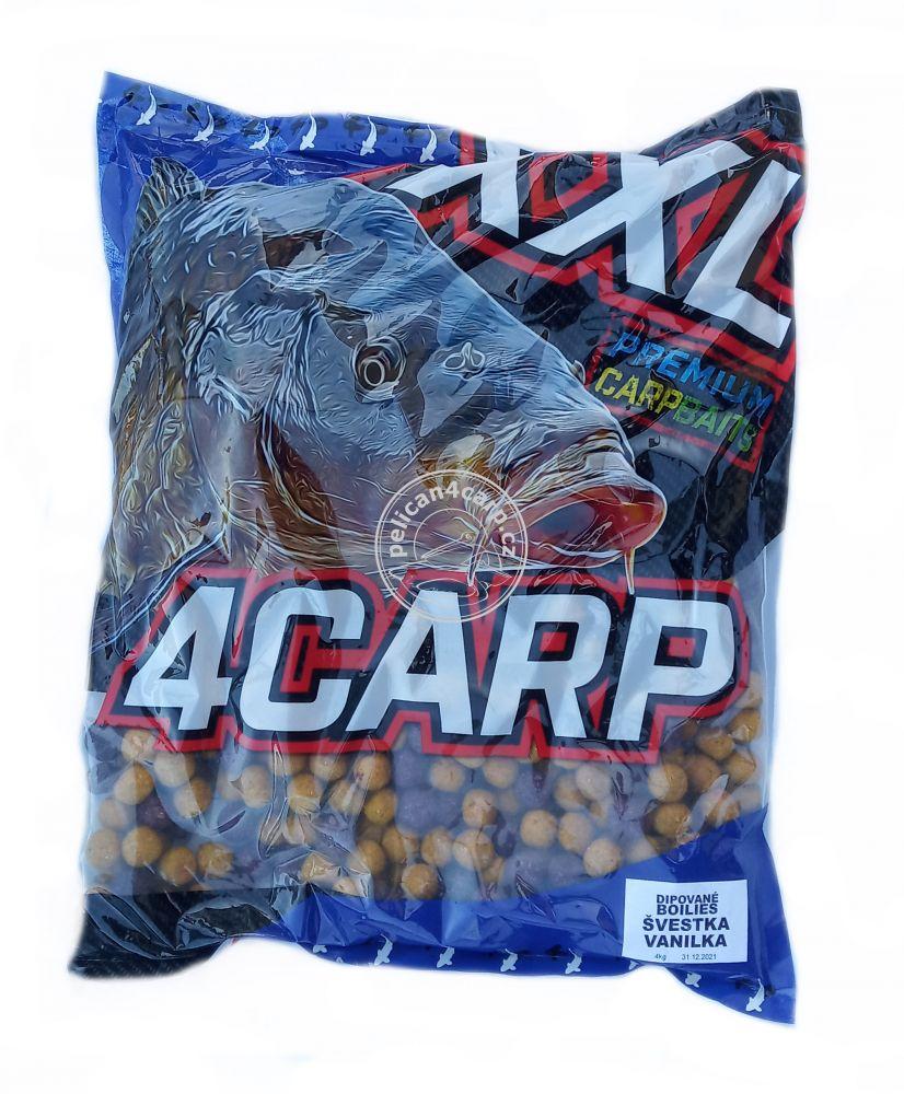 4CARP Boilies 4kg 20mm