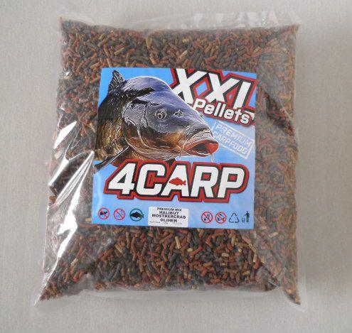 4Carp Micro Peletky 3mm 2,5kg Halibut,Monster krab,Oliheň