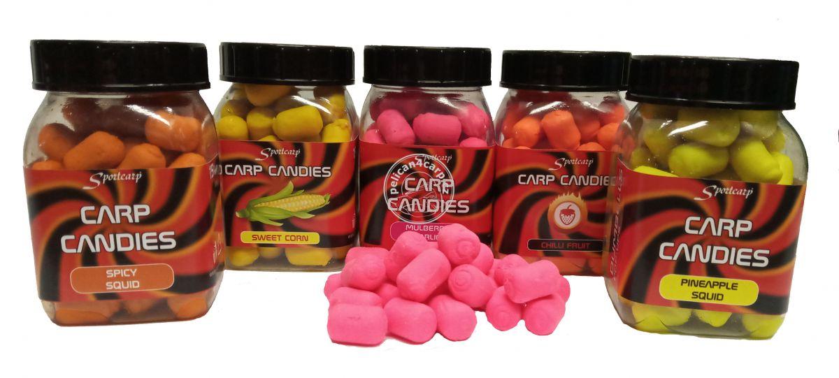 Sportcarp Plovoucí nástrahy Carp Candies 100ml 15mm