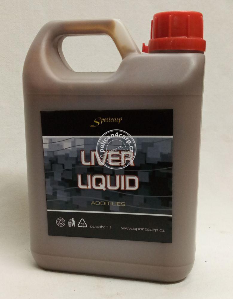 Sportcarp Liquid Liver-Tekutá játra 1000ml