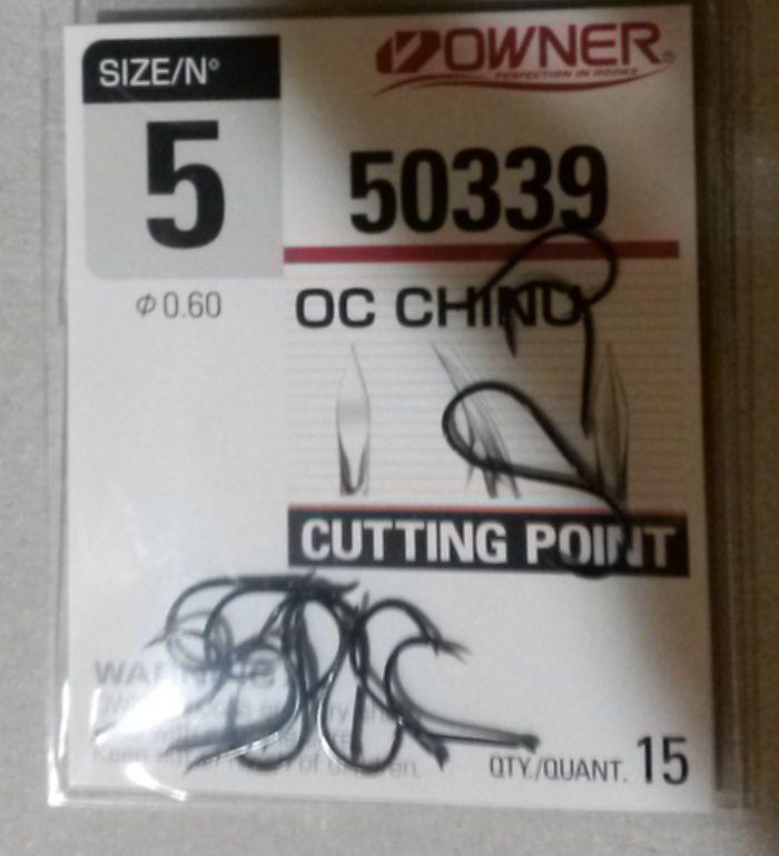Owner Cut Chinu 50339 Háček s lopatkou