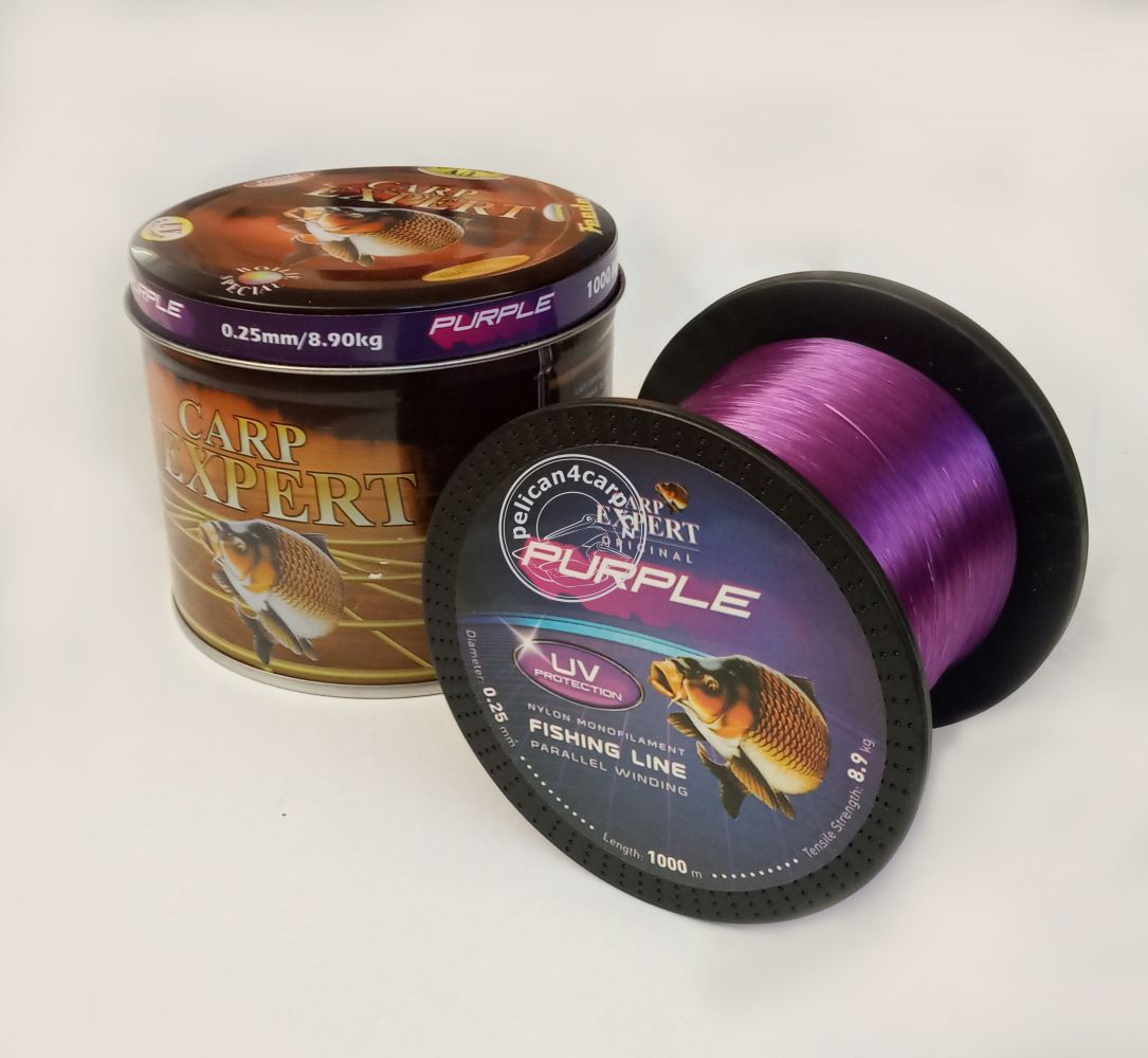 Carp Expert UV Purple 0,20-0,30 mm