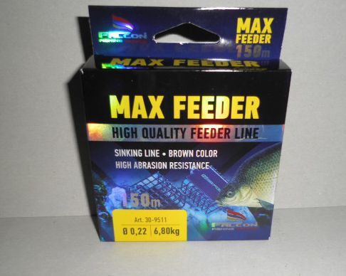 Vlasec Falcon Max Feeder 150m 0,16-0,20mm
