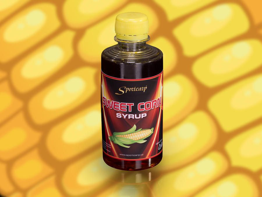 Sportcarp booster Sweet Corn Syrup 250ml