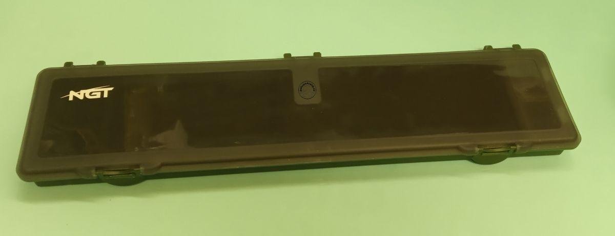 Zásobník na návazce 8 x 34 x 2,5 cm