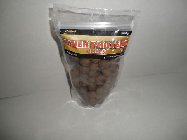 Sportcarp Boilies Oliheň 250g 18mm Liver Protein