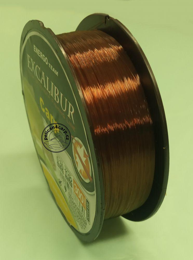 Vlasec chameleon excalibur 0,20-30mm 300 m