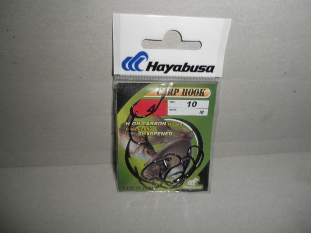 Hayabusa-carp hook- serie M