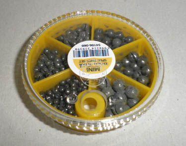 Broky v dávkovacím boxu 60 g
