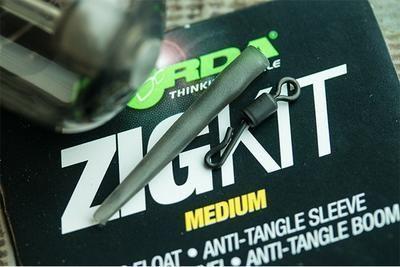 Korda plováky pro lov ve sloupci Zig Kit Large (KKIT3)