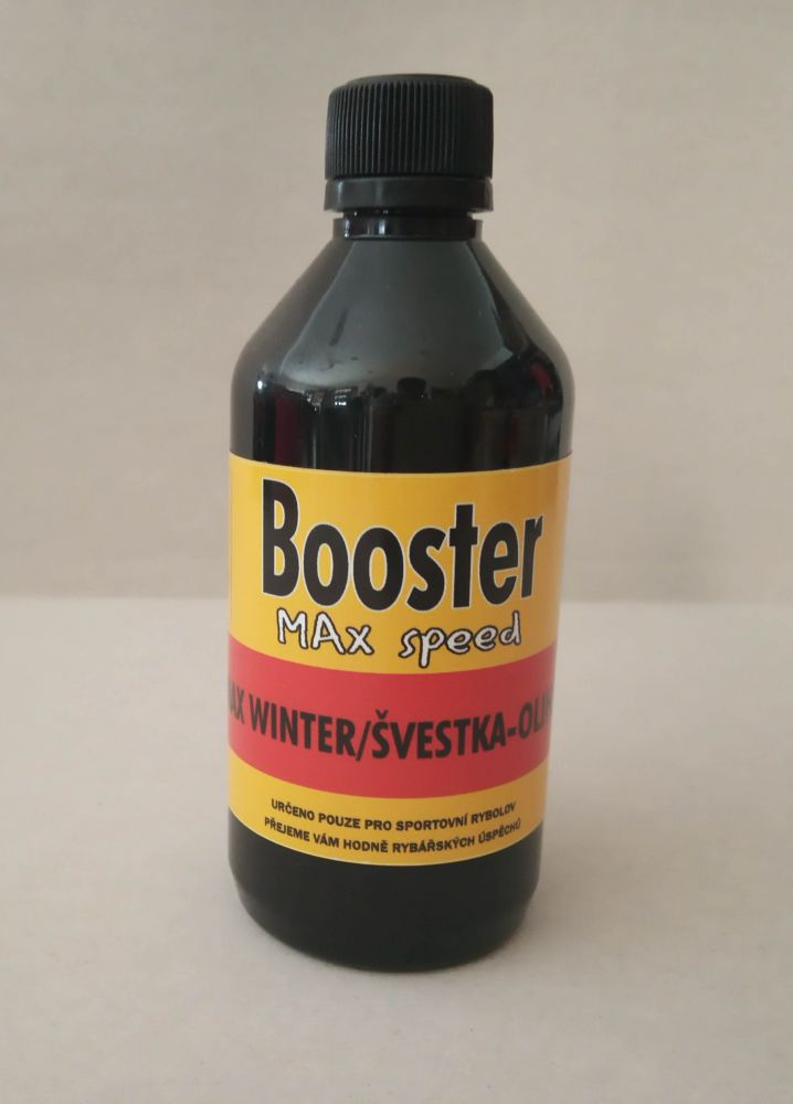 Maxcarp Booster Max winter 100 ml