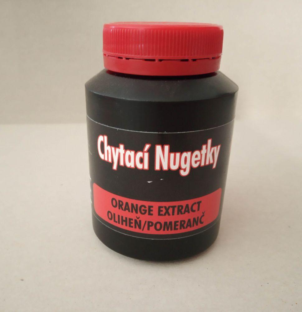 Maxcarp Chytací nugetky - 12 mm 250 ml Orange Extract