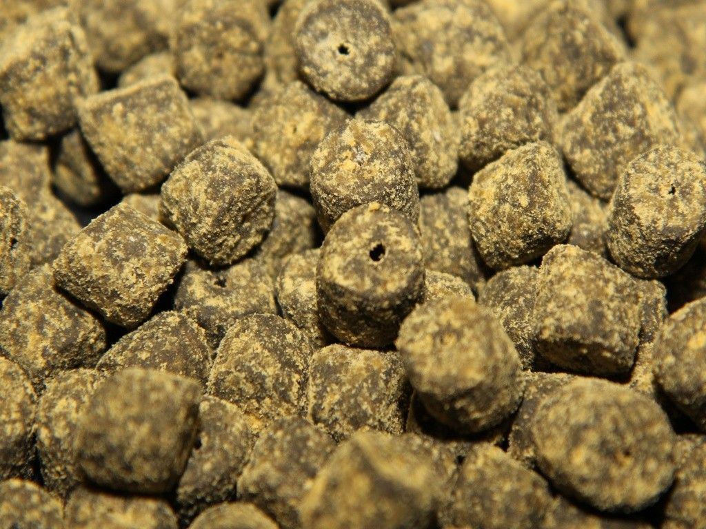 Maxcarp Chytací nugetky - 12 mm 250 ml Liver Puding