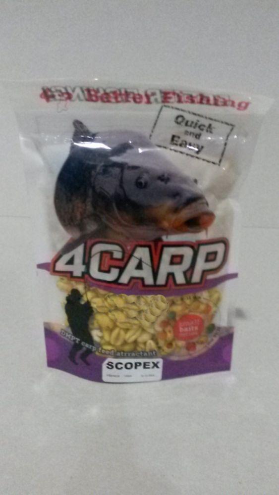 4Carp Foukaná pšenice 150ml Scopex