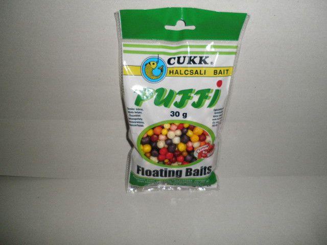 CUKK Puffi-30g mix mini+střední Krab