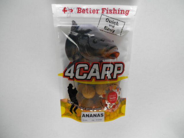 4Carp boilies Ananas 20mm 100g