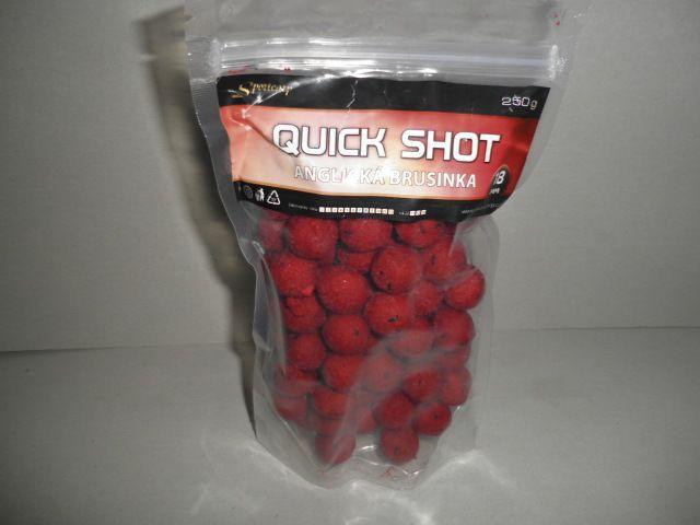 Sportcarp boilies Quick Shot 250g 18 mm