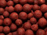 Maxcarp RED-RAG-Brusinka,Krill,Losos Boilies 800g 16+21mm