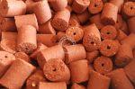 Konopásek pelety červené 1Kg 17mm
