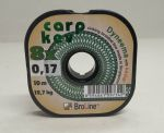 Broline návazcová šňůra Carp Kev 0,17-0,23 mm 10m