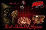 Maxcarp Fresh Boilies 3D RED ZOMBIE - SPICE 20 mm 1 kg