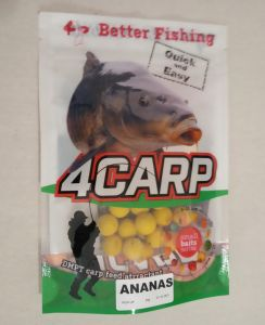 4Carp pop up Boilies 12 mm