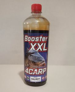 4 Carp Booster XXL 1L Halibut