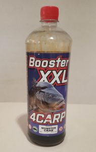 4 Carp Booster XXL 1L Monster Crab