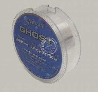fluorocarbon Ghost 0,25 –⁠ 0,5 mm