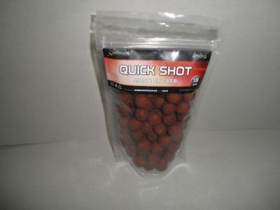 Sportcarp boilies QUICK Shot 250g 18mm Monster Crab
